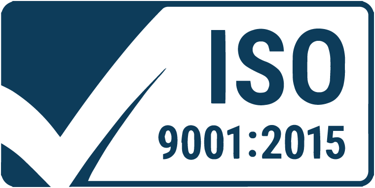 ISO 9001:2015 Accreditation